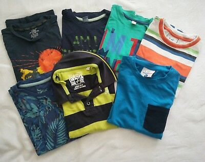7 T-shirts in 110