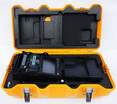 Fujikura 22s Fusion Splicer with the CT-30 High Precision Clever and Hard Case