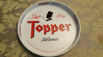 Standard-Rochester Brewing Co., Topper Beer Tray, Rochester, New York
