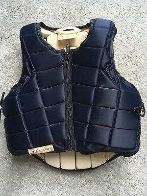 Racesafe Body Protector, Childs Medium Size