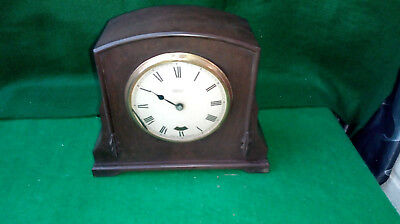 Smiths Synchronous Electric Clock with Bakelite case spares/repairs