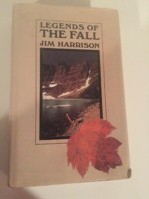 Legends of the Fall (Hardcover 1980) - Jim Harrison