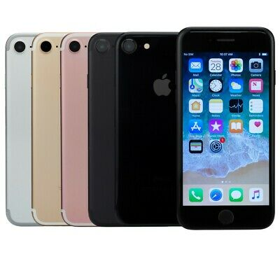 Apple iPhone 7 Smartphone 32GB 128GB 256GB Factory Unlocked 4G LTE WiFi iOS