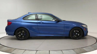 BMW 2 Series M240i xDrive M240i xDrive 2 Series 2 dr Coupe Automatic Gasoline 3.0L STRAIGHT 6 Cyl Estoril