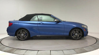BMW 2 Series M240i M240i 2 Series 2 dr Convertible Automatic Gasoline 3.0L STRAIGHT 6 Cyl Estoril B