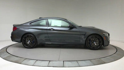 BMW M4  New 2 dr Coupe Manual Gasoline 3.0L STRAIGHT 6 Cyl Mineral Gray Metallic