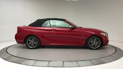 BMW 2 Series M235i M235i 2 Series 2 dr Convertible Gasoline 3.0L STRAIGHT 6 Cyl Melbourne Red Metal