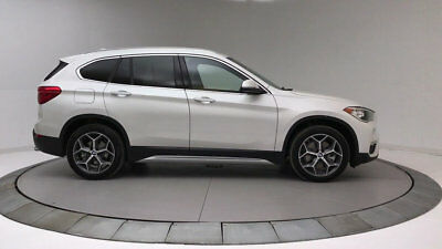 BMW X1 sDrive28i Sports Activity Vehicle sDrive28i Sports Activity Vehicle 4 dr Automatic Gasoline 2.0L 4 Cyl Mineral Whi