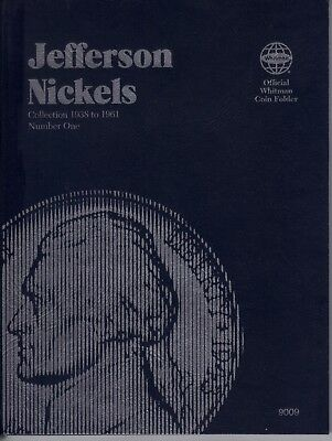 JEFFERSON NICKEL COLLECTION 1938-1961 WITH 18 BUs INCLUDING 1950 D +++BONUS SET