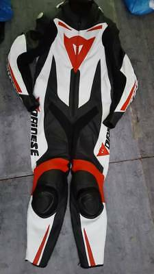 Unisex Motorcycle  Racing leather suit 1piece for motorcycles