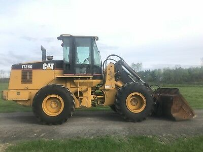 2003 Cat IT28G Caterpillar Wheel Loader