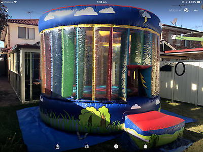 Jumping Castle Commercial Grade