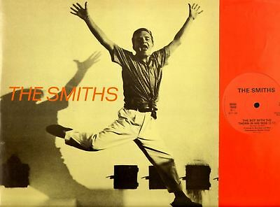 """THE SMITHS (MORRISSEY) the boy with the thorn in his side 12"""" EX/EX RTT 191"""