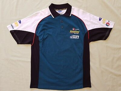 Ford Stone Brothers Racing Caltex Havoline Team Polo Size S BNWT