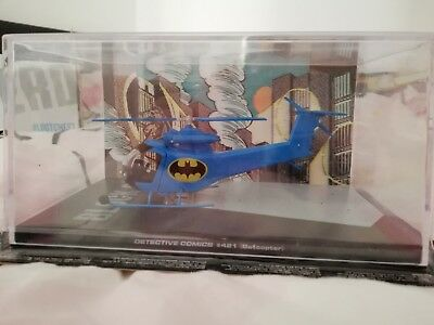Collectible Batman Helikopter Neu und OVP Lootchest Box