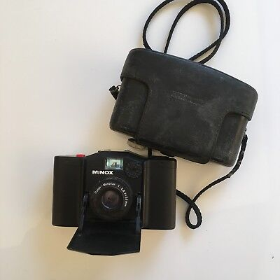 Minox 35 EL Compact Film 1:2.8 35mm Film Camera Made in Germany