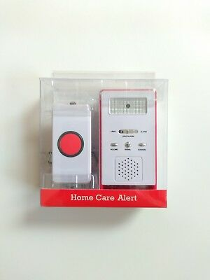 Home care alert unit, for elderly or other needs