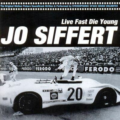 Stereophonic Space Sound Unlimited - Jo Sifert: Live Fast Die Young
