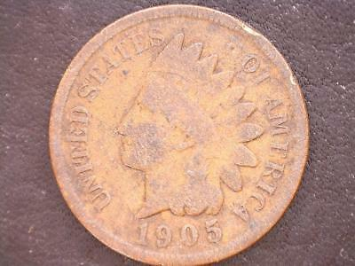 1905 Indian Head Penny   ***Special*** (05IHPa20181)