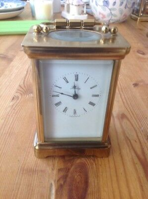Henley Carriage Clock