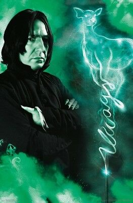 HARRY POTTER - SNAPE ALWAYS POSTER - 22x34 - 16455