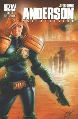 Judge Dredd - Anderson: Psi-Division (2014) #1 of 4