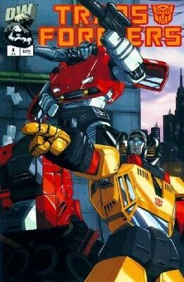 Transformers - Generation One Vol. 1 (2002) #4 of 6
