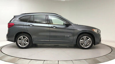 BMW X1 xDrive28i Sports Activity Vehicle xDrive28i Sports Activity Vehicle Nearly New Courtesy Car 4 dr Automatic Gasolin