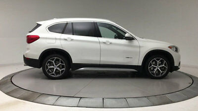 BMW X1 sDrive28i Sports Activity Vehicle sDrive28i Sports Activity Vehicle Nearly New Courtesy Car 4 dr Automatic Gasolin
