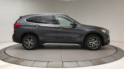 BMW X1 sDrive28i Sports Activity Vehicle sDrive28i Sports Activity Vehicle 4 dr Automatic Gasoline 2.0L 4 Cyl Mineral Gra