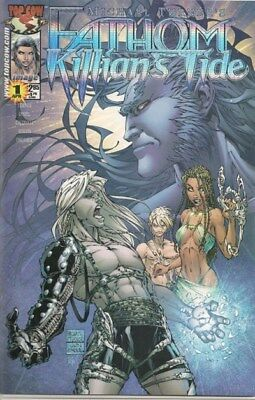 Fathom - Killian's Tide (2001) #1 of 4 (Holofoil Variant)