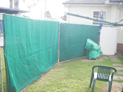 Gates & fence, 1 Large gate 1main fence panel 1small gate no endposts no postage