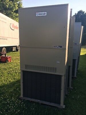 New Wall Mount MarvAir 4 Ton Air Conditioner W/ Heating Element