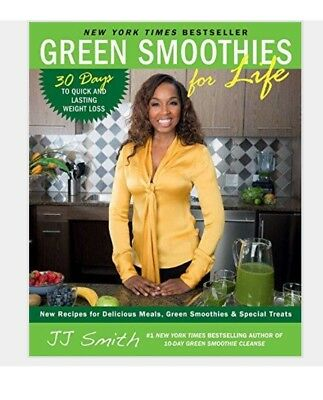 Green Smoothies for Life by JJ Smith (Digital Book) PDF Ebook