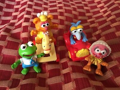 1986 Muppets Babies Mcdonalds Collectibles