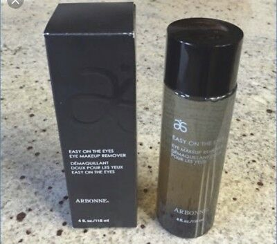 Arbonne Eye Make Up Remover- easy on the eyes