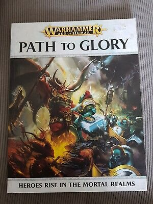 Warhammer Age of Sigmar Path to Glory Warhammer AoS Warbands Campaigns