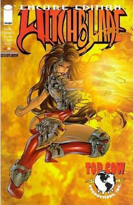 Witchblade (1995-2015) #2 (Encore Edition Variant)