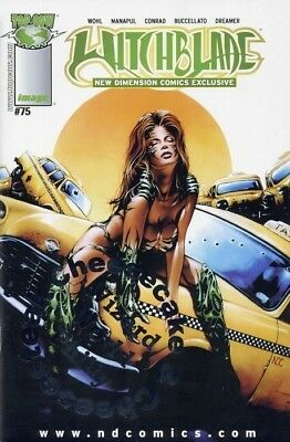 Witchblade (1995-2015) #75 (New Dimension Variant)