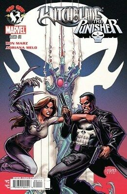 Witchblade/Punisher (2007) One-Shot