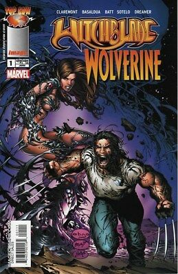 Witchblade/Wolverine (2004) One-Shot