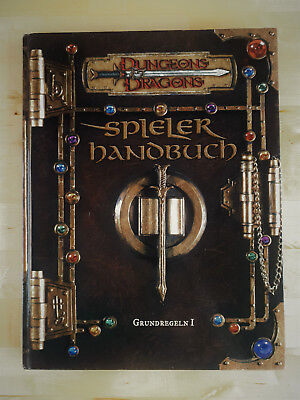 Dungeons and Dragons 3.0 Spielerhandbuch, Grundregeln | D&D |