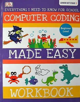Everything I Need to Know for School - Computer Coding (KS2)