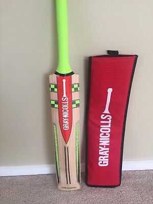 Gray Nicolls Velocity 1200 Cricket Bat. 40mm Edges. RRP$599