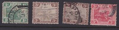 Malay Federated States small collection  FU
