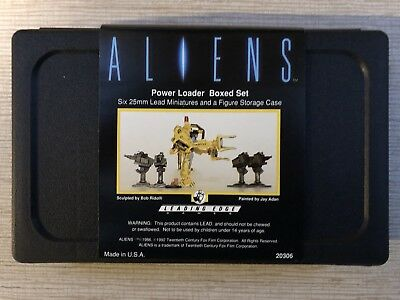 Leading Edge Aliens Miniatures - Power Loader Boxed Set - 25mm