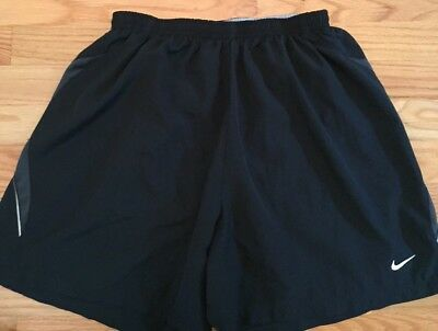 Womens/mens Unisex Nike Fit Dry Athletic Short Size Large Good Condition!