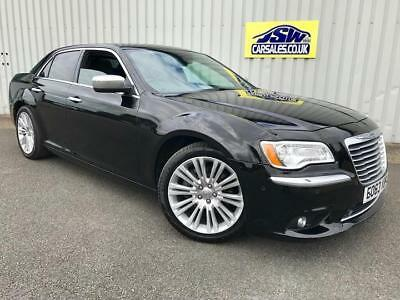 2013 Chrysler 300C 3.0TD Auto Executive - VERY LOW MILEAGE. 1 OWNER. LEATHER.