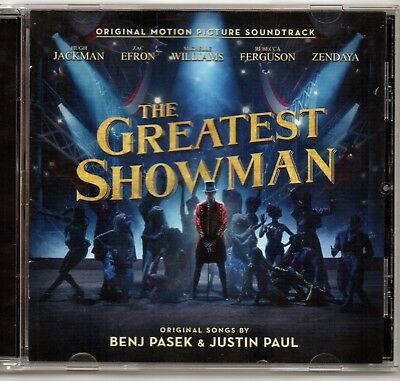 The Greatest Showman - Original Soundtrack cd