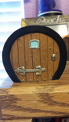 Fairy door,Hobbit door, mouse door, Gnome door, For Miniature fairy gardens